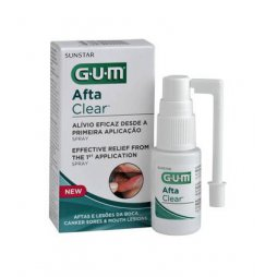 Gum Afta Clear Spray 15ml