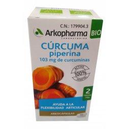Arkocapsulas Cúrcuma 40 Caps