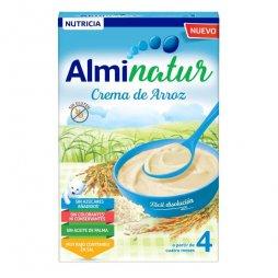 Alminatur Crema Arroz 250gr