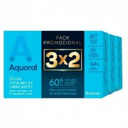 Aquoral 3X2 Sequedad Ocular