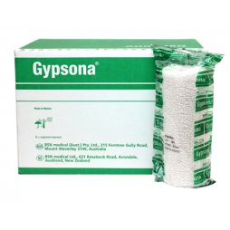 Gypsona Venda Yeso 20cm X 2.7m