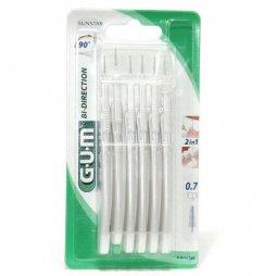 Gum Bi-Direction Ultra-Micro Conico 6uds