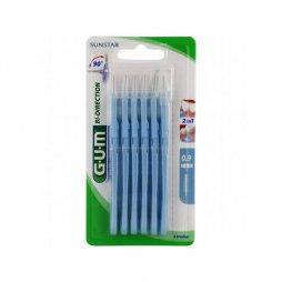 Gum Bi-Direction Microfino Conico 6uds