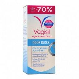 Vagisil Higiene Intima Odor Block Pack 2X1