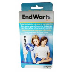 Endwarts Pen Antiverrugas 3ml Mylan