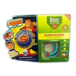 Relec Pulsera Antimosquitos Superman