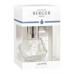 Berger Lampara Geometry Transparente