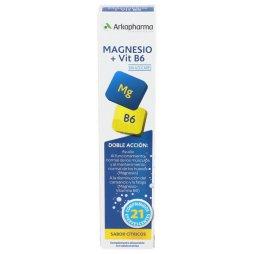 Arkovital Magnesio 375mg +B6 21 Comp