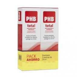 PHB Duplo Pasta Total 2 x 75ml