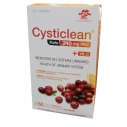 Cysticlean Forte 240mg + Vit.C 60 Caps