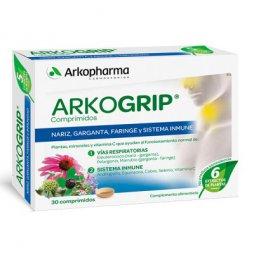 Arkogrip 30 Comprimidos