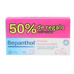 Bepanthol Duplo Pomada Protectora Bebé 30gr 2ªud 50%