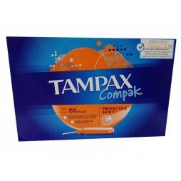 Tampax Compak Superplus 22ud