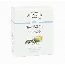 Berger Recambio de Coche Jabón 2uds