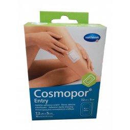 Cosmopor Entry 7.2X5cm  P10 Steril