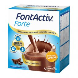 Fontactiv Forte Chocolate 14x30gr
