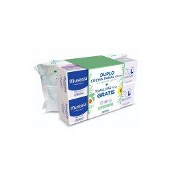 Mustela Crema Bálsamo 1-2-3 100ml + Toallitas