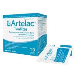 Artelac 20 Toallitas Esteriles