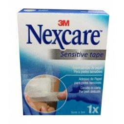 3M Nexcare Esparadrapo 5x5cm Blanco