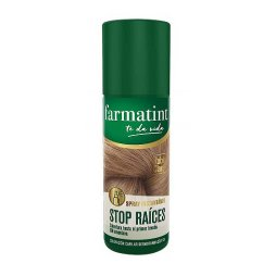 Farmatint Spray Cubre Raíces Rubio Claro 75ml