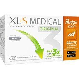 XLS Original 180 Comprimidos