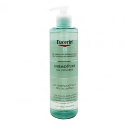 Eucerin Dermo Pure Oil Gel 400ml