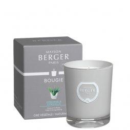 Berger Vela Natural Citronela 180gr
